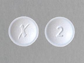 Alprazolam Intensol Oral XANAX XR 2 MG TABLET
