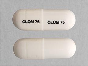Anafranil CLOMIPRAMINE 75