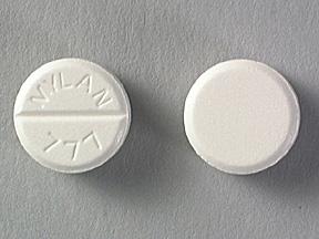 Ativan Oral 2 MG TABLET