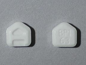 Ativan Oral ATIVAN 0.5 MG TABLET