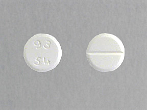 Buspirone Oral BUSPIRONE HCL 10 MG TABLET