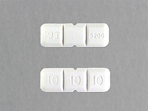 Buspirone Oral BUSPIRONE HCL 30 MG TABLET