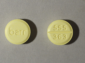 Diazepam Intensol 5 MG TABLET