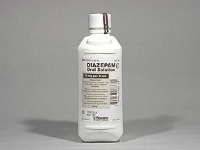 Diazepam Intensol Oral DIAZEPAM 5 MG_5 ML SOLUTION