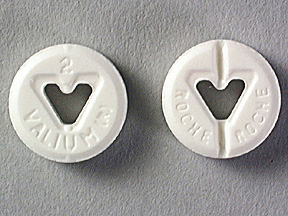 Diazepam Intensol Oral VALIUM 2 MG TABLET