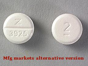 Diazepam Oral DIAZEPAM 2 MG