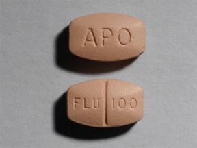 Fluvoxamine Oral MALEATE 100 MG TAB