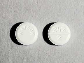 Lorazepam Intensol LORAZEPAM 2 MG
