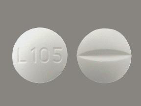 Meprobamate Oral 400 MG TABLET