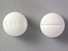 Meprobamate Oral MEPROBAMATE 200 MG TABLET