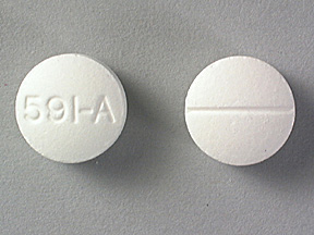 Meprobamate Oral MEPROBAMATE 400 MG TABLET