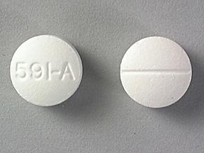 Meprobamate Oral MEPROBAMATE 400 MG TABLET