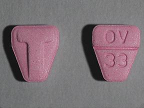 Tranxene T-Tab Oral TRANXENE T-TAB 15 MG