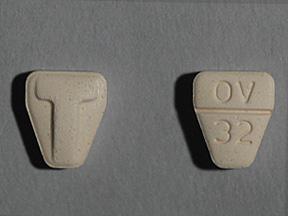 Tranxene T-Tab Oral TRANXENE T-TAB 7.5 MG