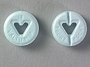 Valium Oral VALIUM 10 MG TABLET