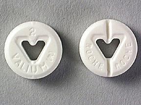 Valium Oral VALIUM 2 MG TABLET