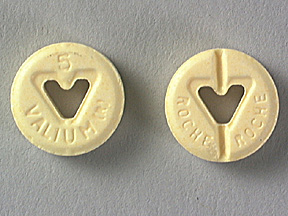 Valium Oral VALIUM 5 MG TABLET