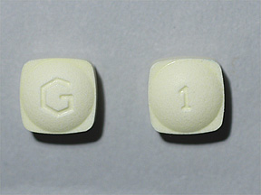 Xanax Oral 1 MG TABLET