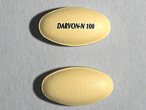 Zebutal Oral DARVON-N 100 MG TABLET