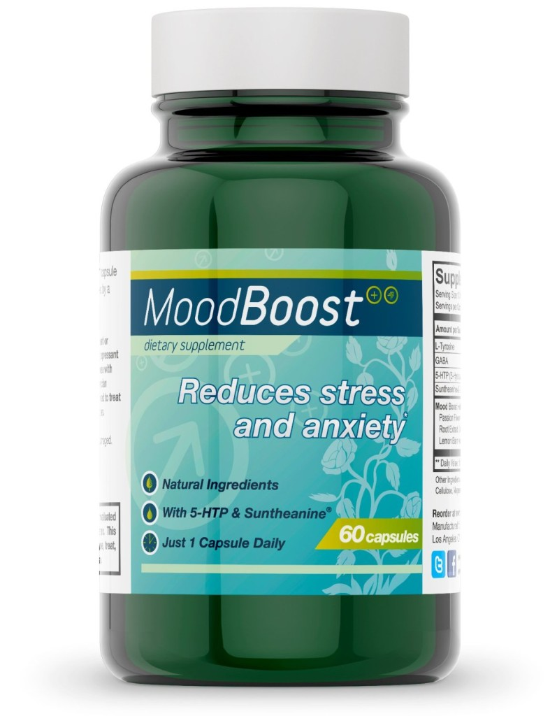 Mood Boost: Reduces stress and anxiety | Anxiety Medication