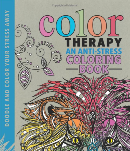 Color Therapy An Anti-Stress Coloring Book