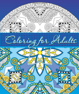 Coloring For Adults Beautiful Mandala Patterns