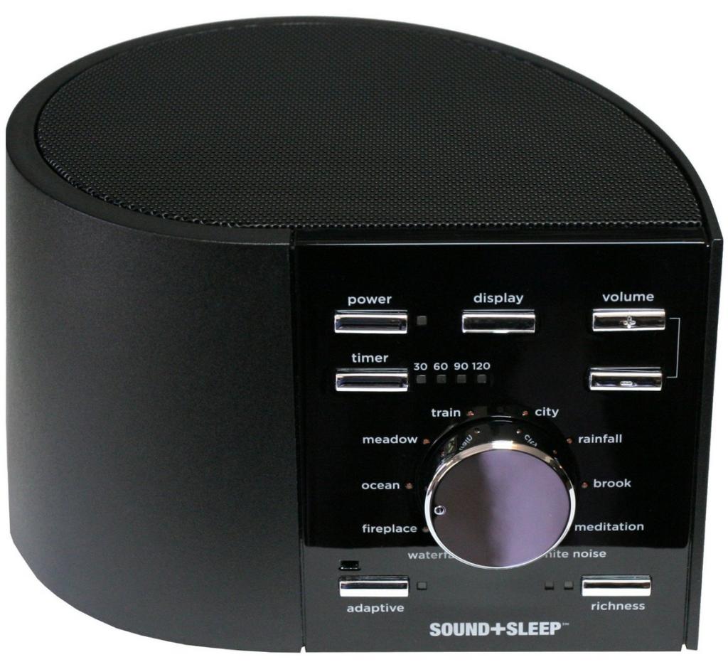 ecotones sound sleep machine review