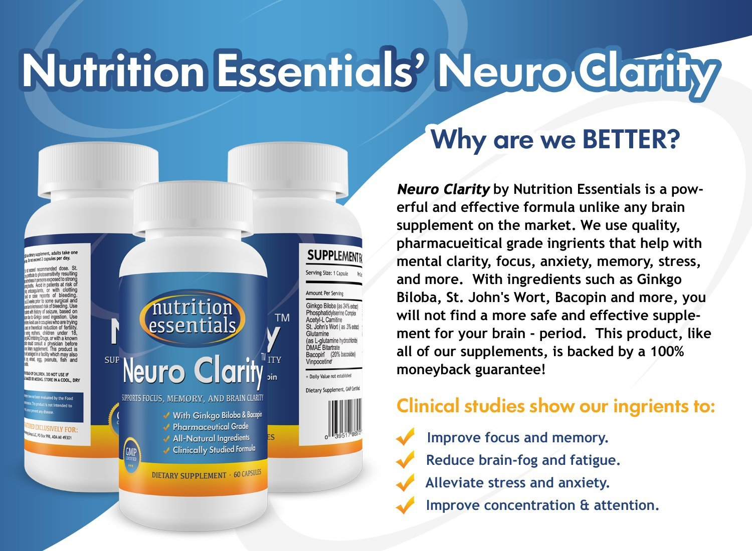neuro clarity reviews