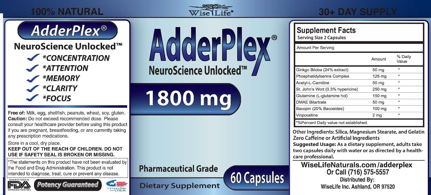 AdderPlex Review: Natural Replacement for Adderall | Anxiety