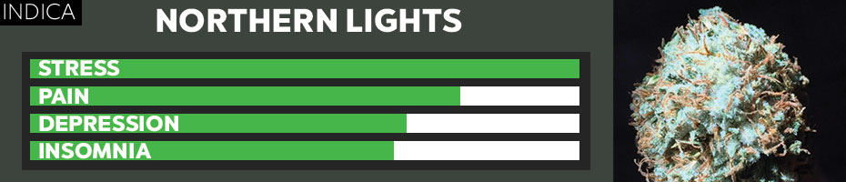 Northern Lights strain anxiety