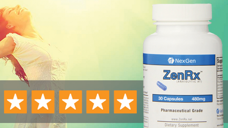 anxiety supplement zenrx