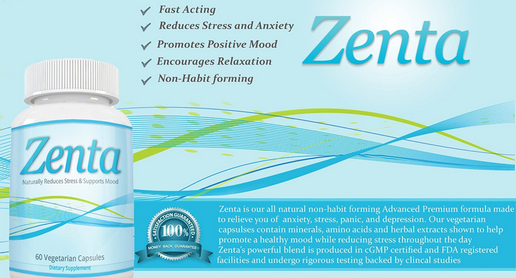 zenta anxiety relief