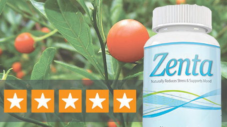 zenta natural supplement for anxiety