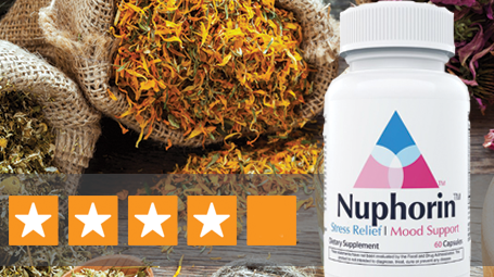 nuphorin for anxiety natural